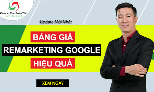 bảng giá remarketing google
