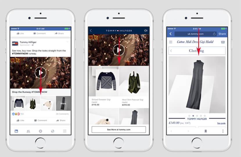 các hình thức chạy quảng cáo trên facebook