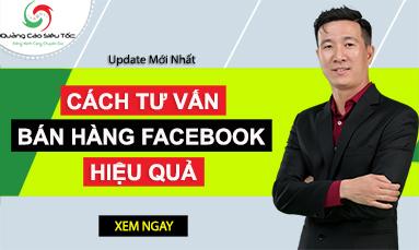 cách tư vấn bán hàng trên facebook