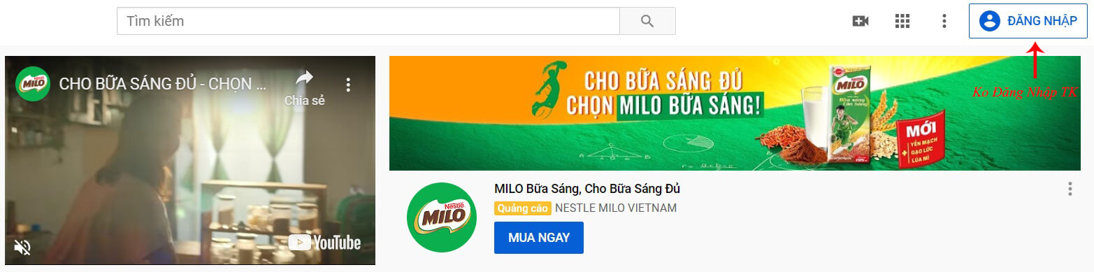 chặn youtube ads