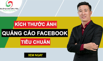 Banner kích thước ảnh quảng cáo Facebook