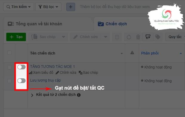 Cách bật/ tắt quảng cáo trên Facebook