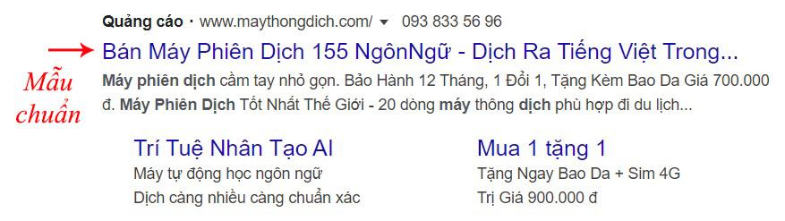 chạy quảng cáo google giá rẻ