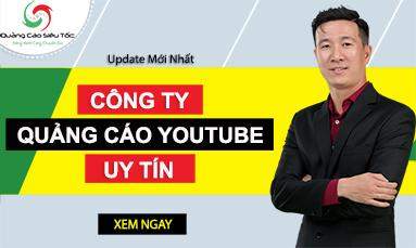 công ty quảng cáo Youtube uy tín