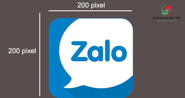 Kích thước avatar Zalo mới nhất