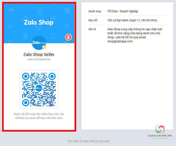 Theo dõi Zalo Shop Seller để được đăng sản phẩm miễn phí trên trang chủ Zalo Shop