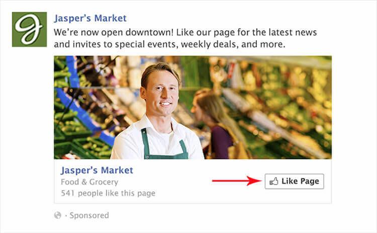 quảng cáo tăng like facebook