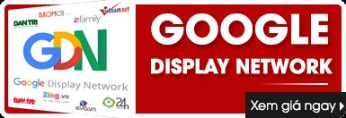 bảng giá quảng cáo google gdn