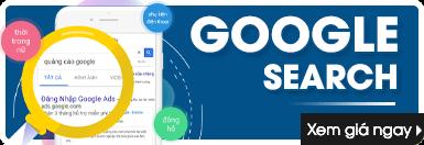 bảng giá quảng cáo google search