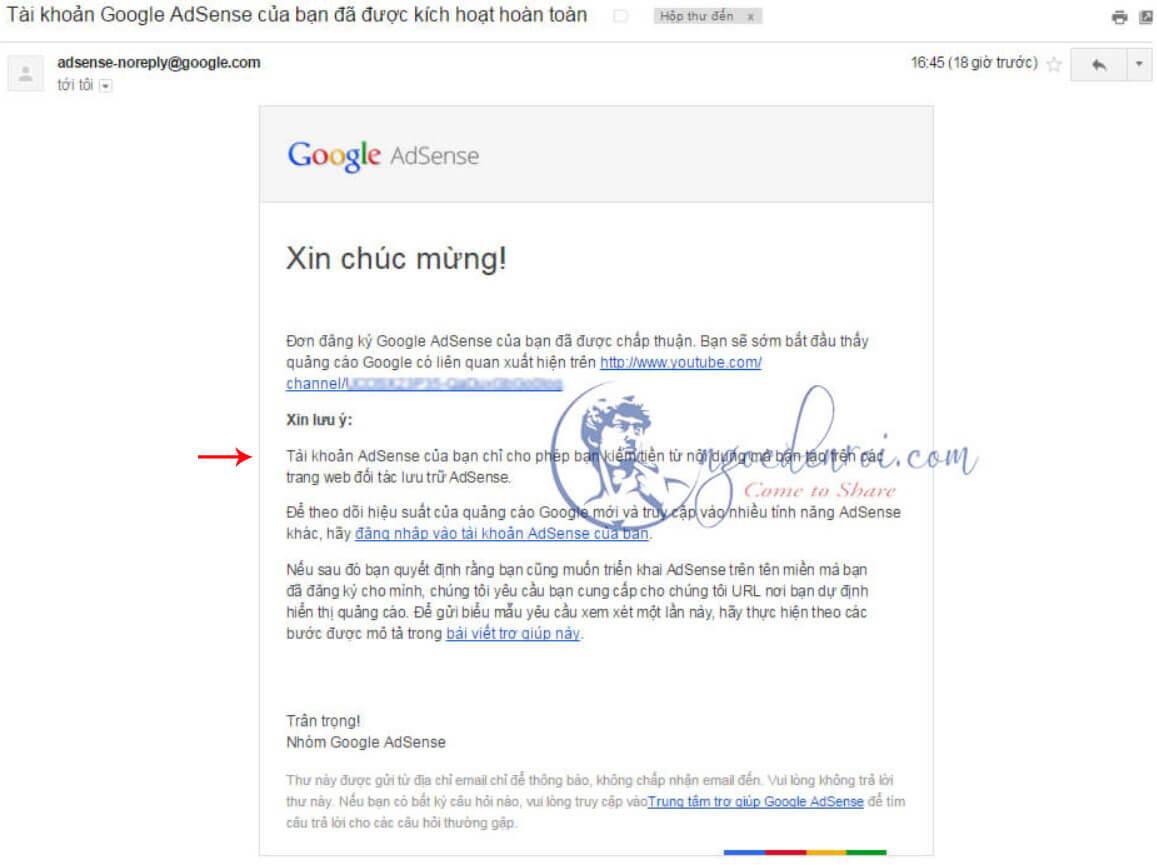 dk google adsense