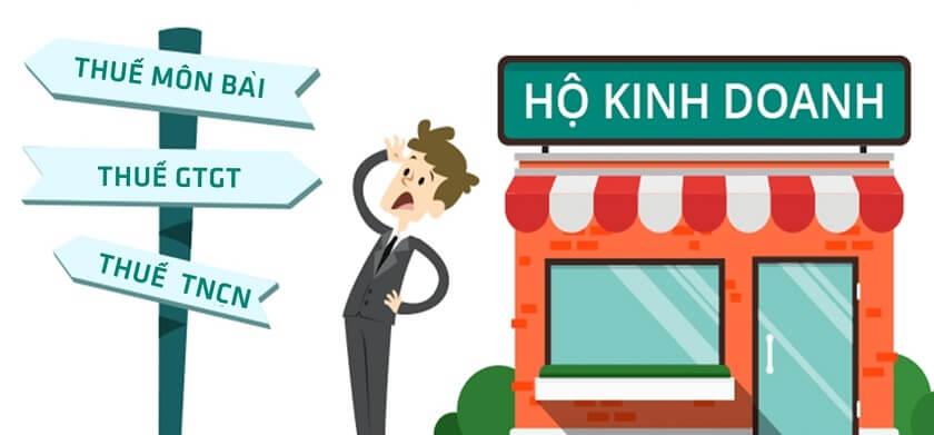đóng thuế bán hàng online