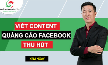 Hướng dẫn cách viết content quảng cáo Facebook