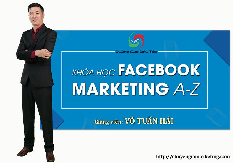 Giáo trình facebook marketing