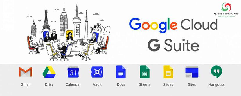 tìm hiểu google apps