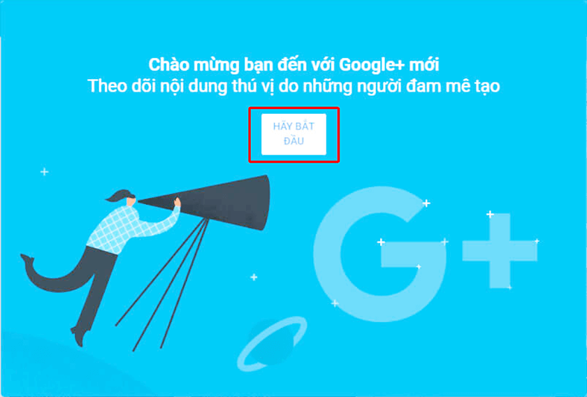 google plus là gì