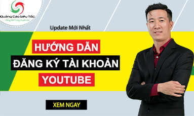 hướng dẫn đăng ký tài khoản youtube