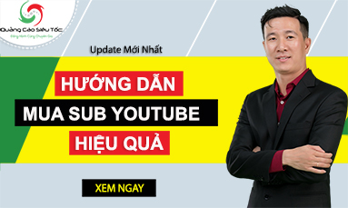 hướng dẫn mua sub youtube hiệu quả