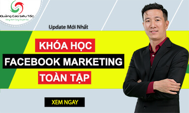 khóa học facebook marketing toàn tập