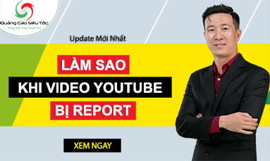 video bị report