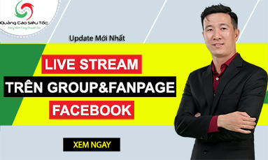 live stream group fanpage facebook