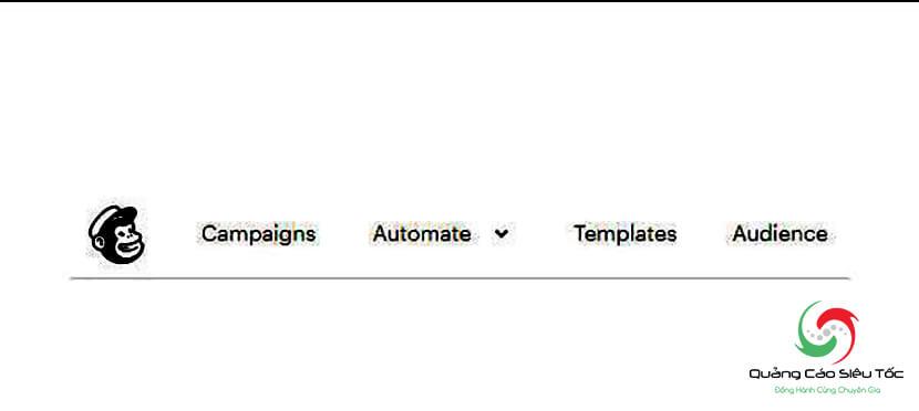 hướng dẫn dùng mailchimp