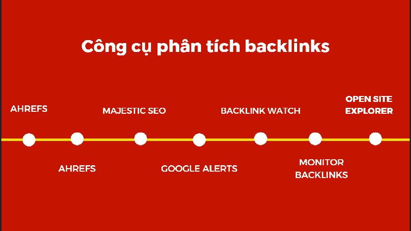 danh sách công cụ seo backlink