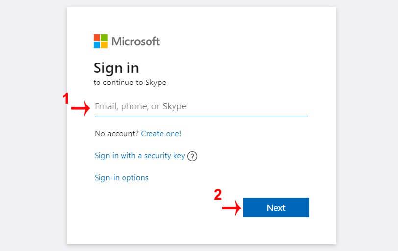 mở 2 skype cùng lúc