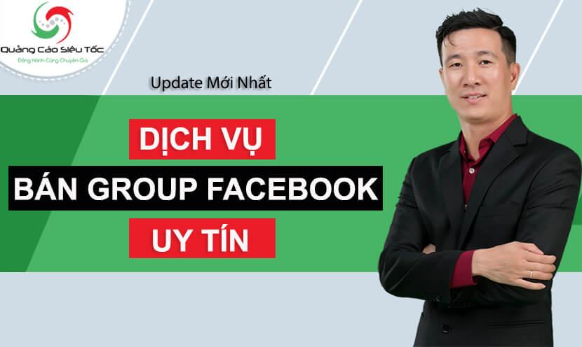 mua bán group facebook