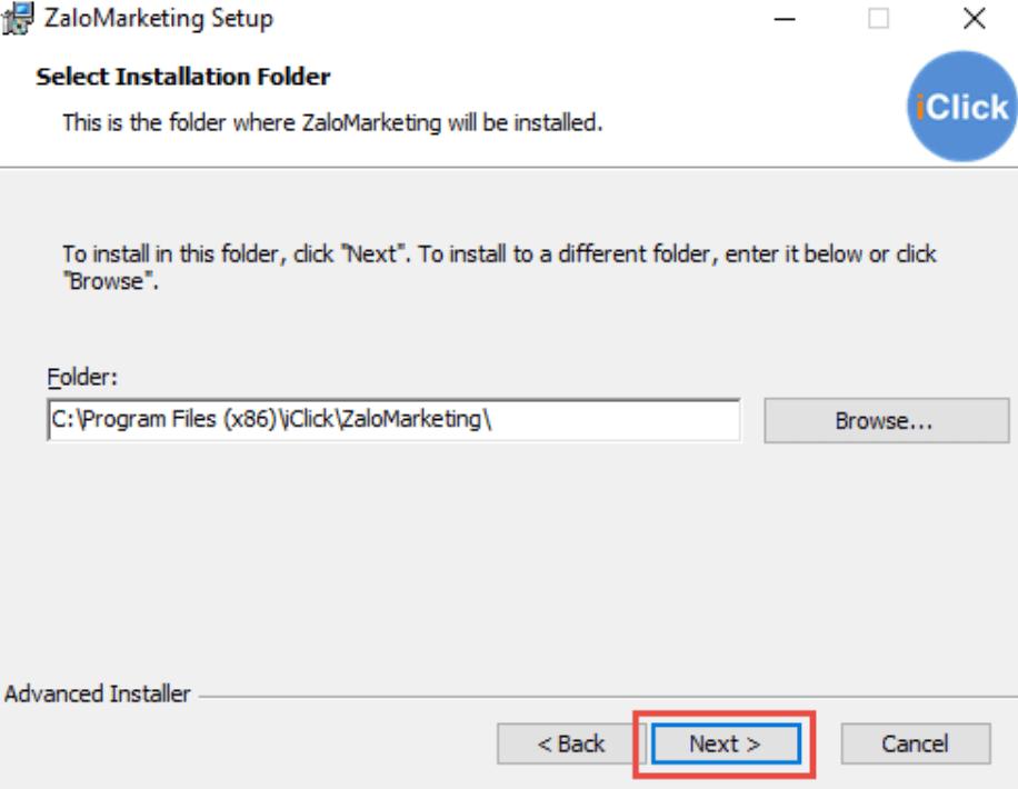 phần mềm quảng cáo zalo free