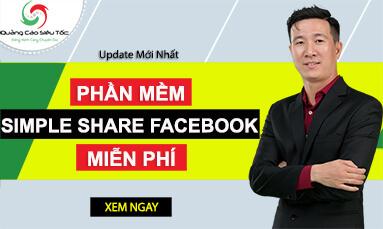 phần mềm simple share facebook miễn phí