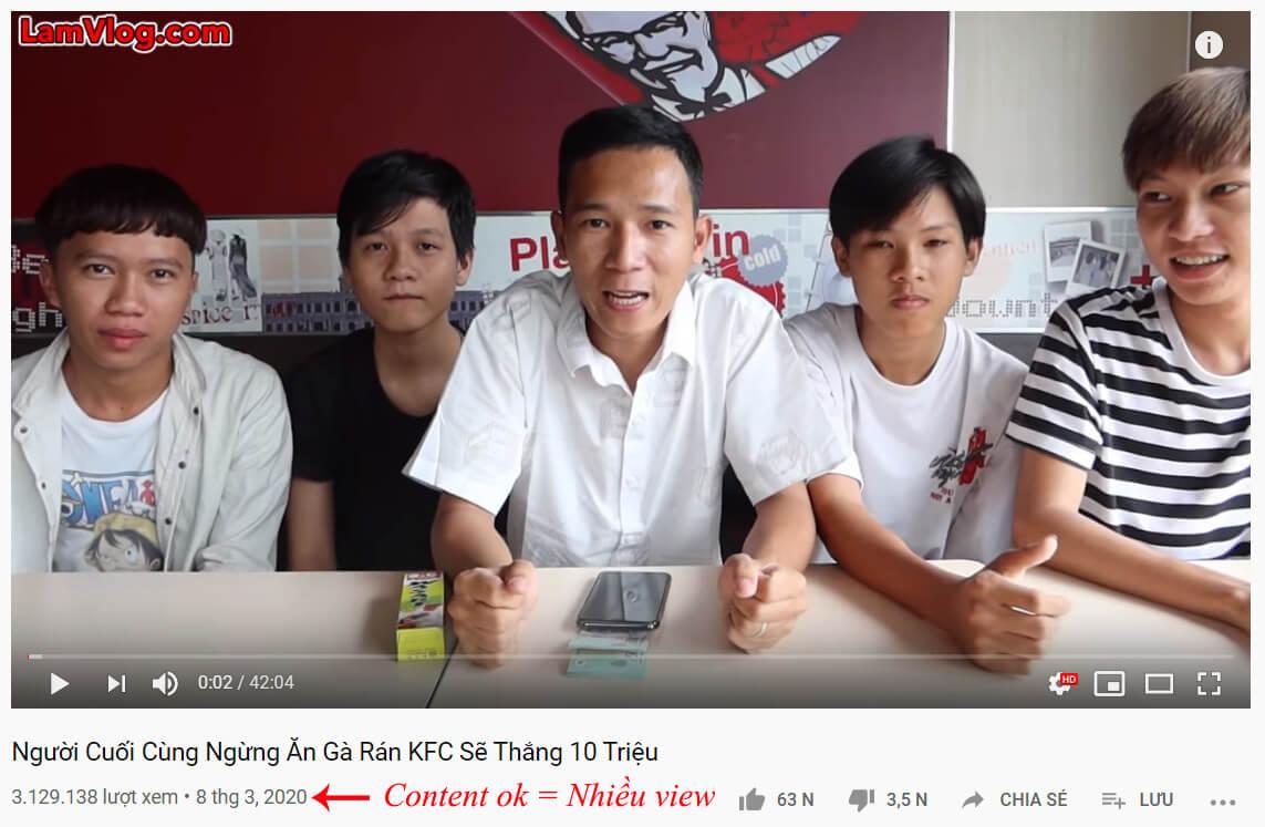 quản lý chanel youtube hiệu quả