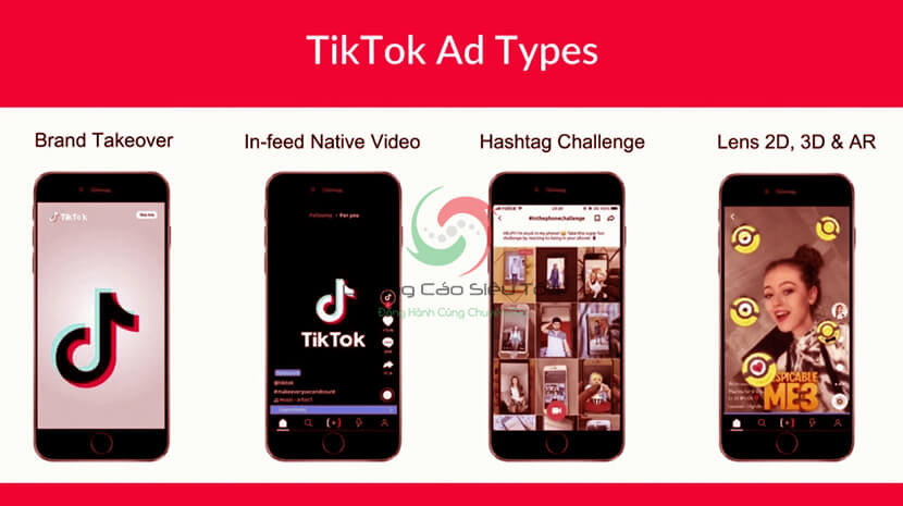 quảng cáo tiktok marketing