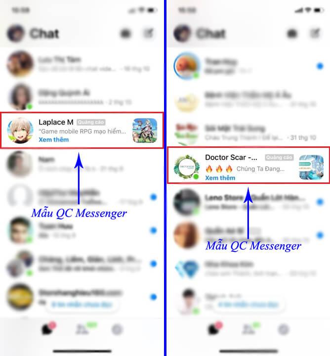 QC Messenger Fb