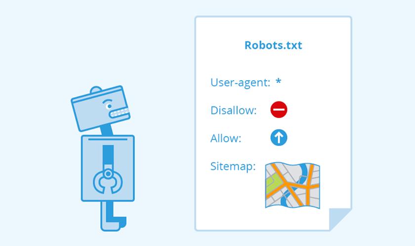 robots.txt hoạt động như thế nào