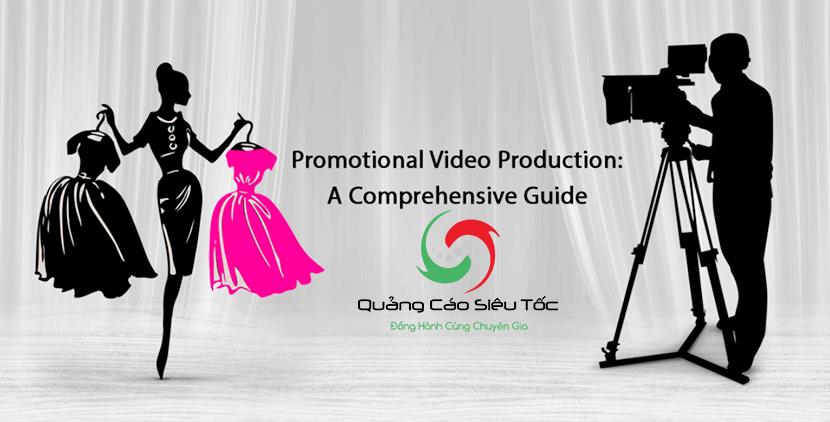 báo giá sản xuất video clip
