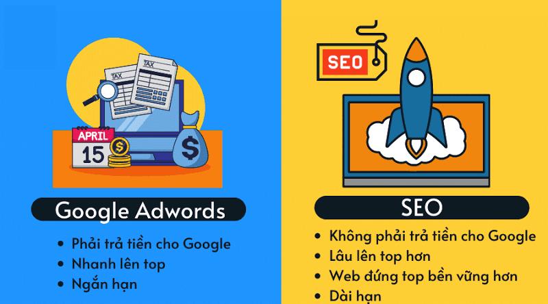 seo và adwords