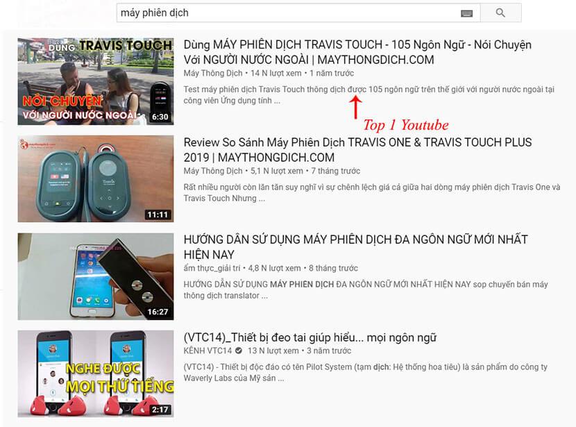 seo youtube marketing