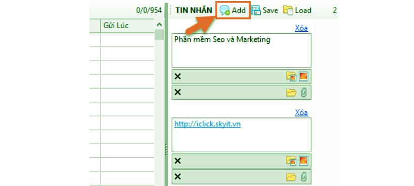 soạn nội dung tin nhắn zalo marketing iclick