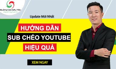 sub chéo Youtube hiệu quả