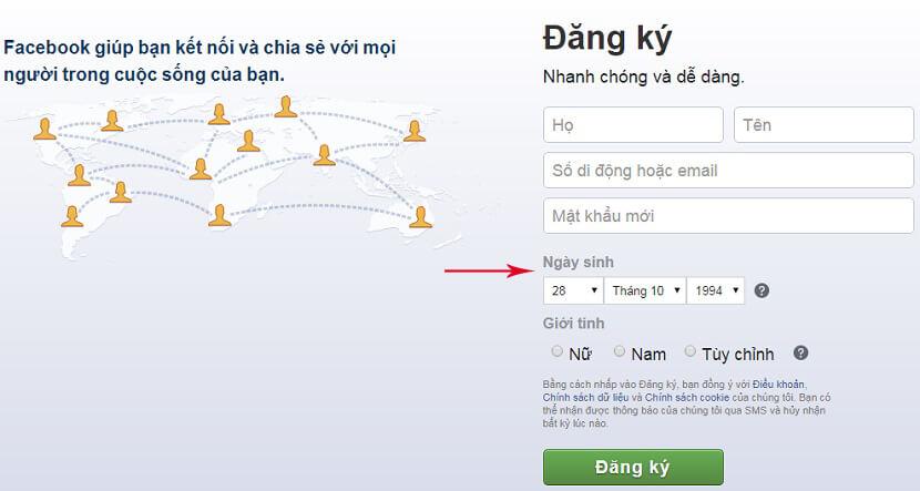 tạo tài khoản quảng cáo facebook cá nhân