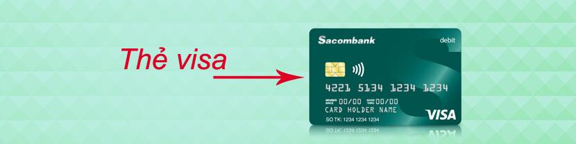 thẻ visa