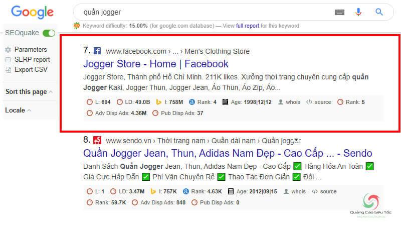 SEO fanpage giúp tăng tương tác tích cực trên Facebook