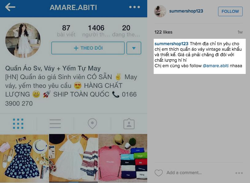 thu hut khach hang tren instagram