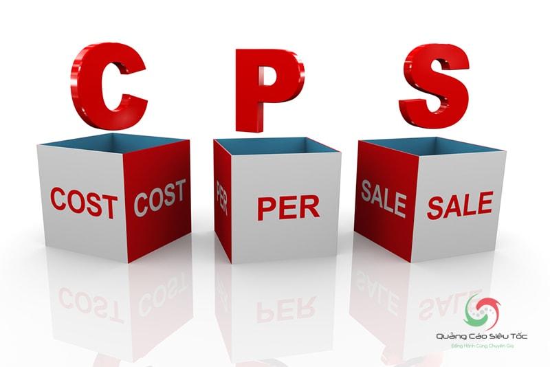 CPS là viết tắt của Cost Per Sale
