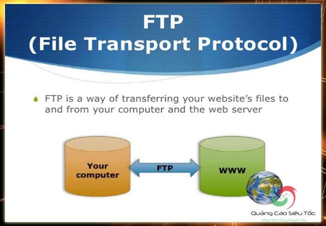 FTP là gì? Nó là một cách để truyền thông tin từ máy tính đến web server và ngược lại