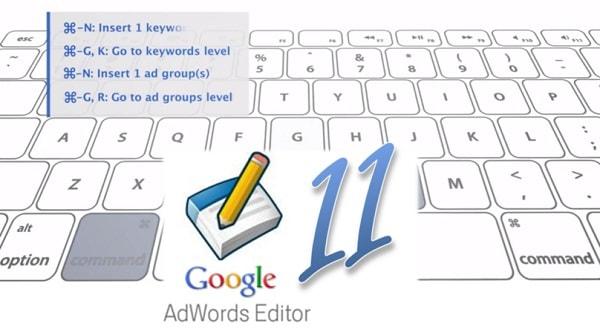 Google Editor Là Gì? Quản Lý Quảng Cáo Adwords Hiệu Quả Hơn