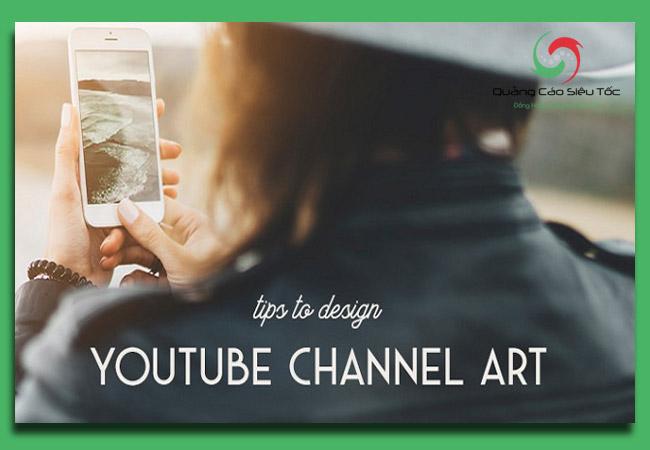 tạo ảnh bìa youtube đơn giản nhất