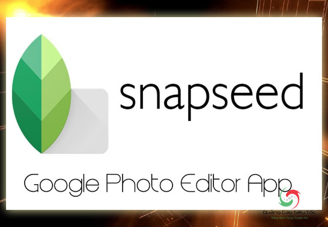 App chỉnh sửa ảnh Google Snapseed