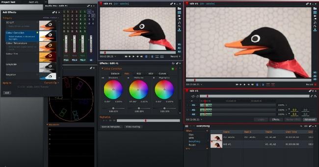 App chỉnh sửa video Lightworks cung cấp những tính năng chuyên nghiệp