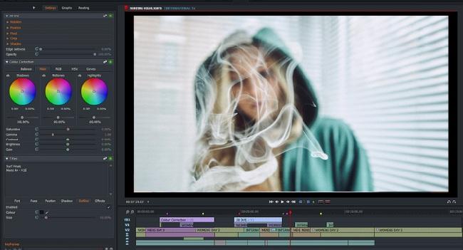 App chỉnh sửa video LightWorks - sự lựa chọn hàng đầu